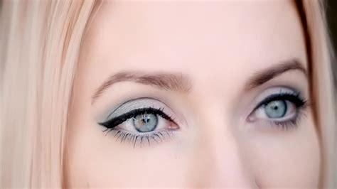 springsummer makeup tutorial  bluegreen eyes youtube