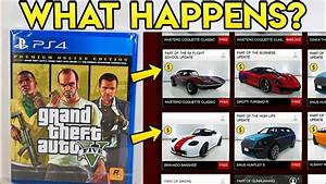 Buying The GTA 5 Premium Edition When You Already Own GTA 5 - What Happens? - YouTube