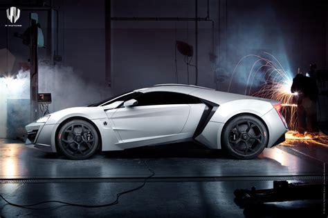 lykan hypersport lykan hypersport arab world 39 s first supercar details