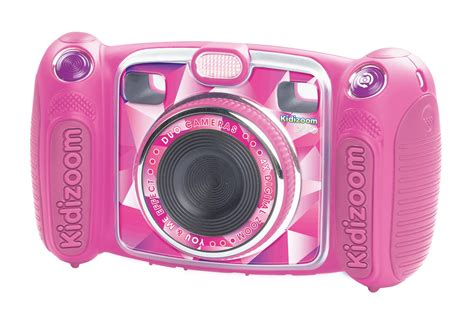 vtech kidizoom duo pink co uk toys