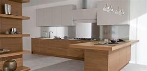 Best 15 Wood Kitchen Designs 2017 - Ward Log Homes