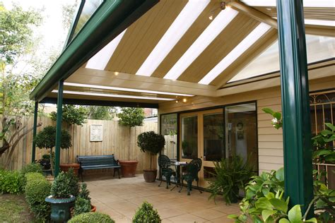 Outdoor Verandah Designs by Verandah Featuring Colorbond Frame And Roofing With