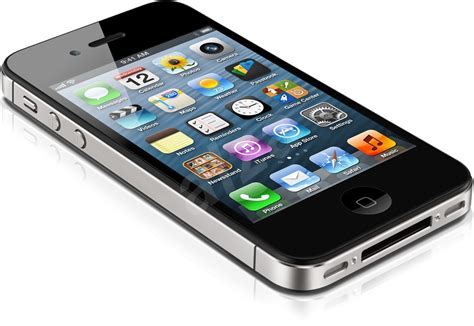 Mobile 4s by Iphone 4s 8gb Black Mobile Phone Alzashop
