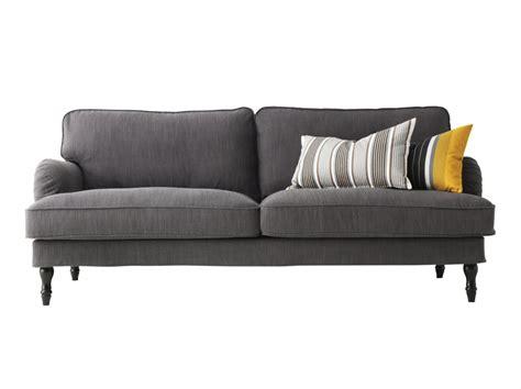 Ikea Sofa Grau by Ikea Grey Sofa Pinkscharming