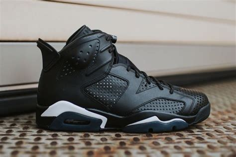 Air Jordan 6 Black Cat Release Date Sneaker Bar Detroit