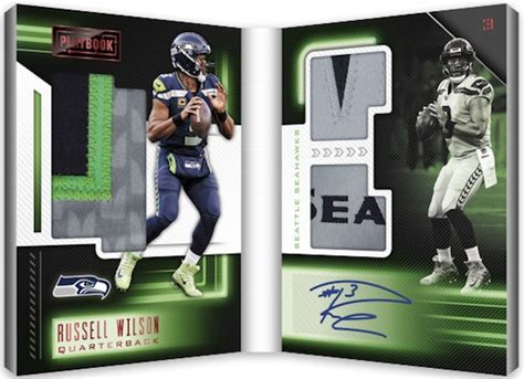 panini playbook football checklist nfl set info