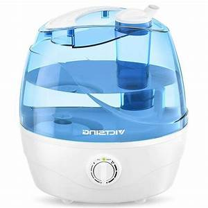 Victsing Cool Mist Ultrasonic Humidifier