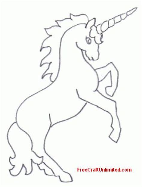 unicorn template free original artwork unicorn rearing template birthdays unicorn unicorn
