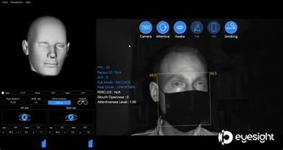 Mask Driver Monitoring Eyesight Wearing System Technology