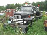 Old Chevy Truck Salvage Yards
