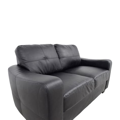 Cheap Leather Loveseat by 79 Black Bonded Leather Loveseat Sofas