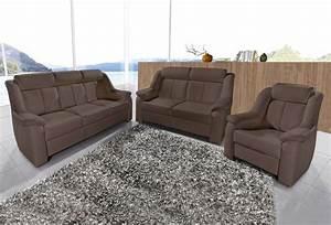 3 Sitzer 2 Sitzer Sessel : sit more set 3 sitzer 2 sitzer sessel kaufen otto ~ Indierocktalk.com Haus und Dekorationen