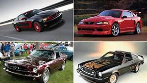 The Best Ford Mustangs of All Time