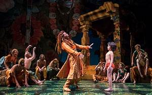 Chicago Theater Review: THE JUNGLE BOOK (Goodman Theatre)