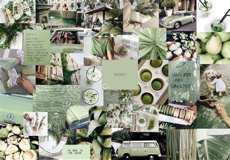matcha green aesthetic laptop wallpaper macbook