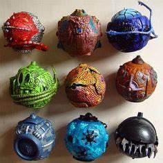 TRENDMASTERS War Planets Shadow Raiders Planet Bone Opened ...