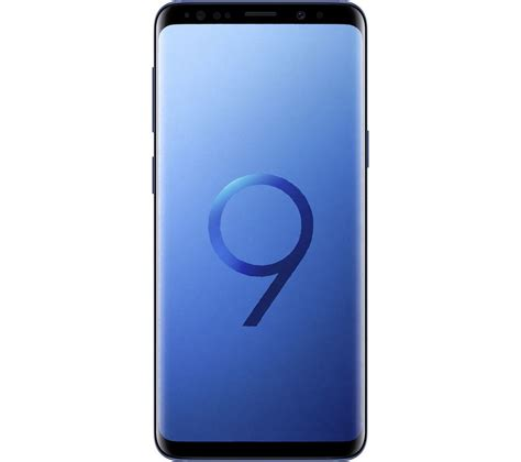 samsung touchscreen blue buy samsung galaxy s9 64 gb coral blue free delivery