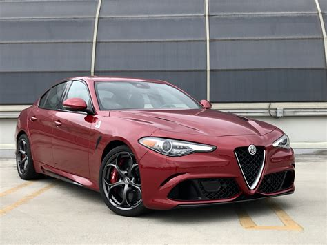 Alfa Romeo For Sale by 2017 Alfa Romeo Giulia Quadrifoglio For Sale 70144 Mcg
