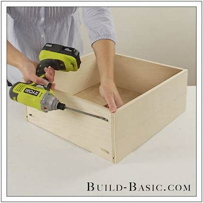 Dresser Drawer Build Projects Wood Plans Building