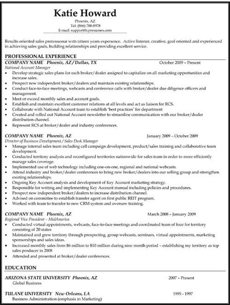 Chronological Resume In A Sentence by Resume 3 9 2016 On Emaze