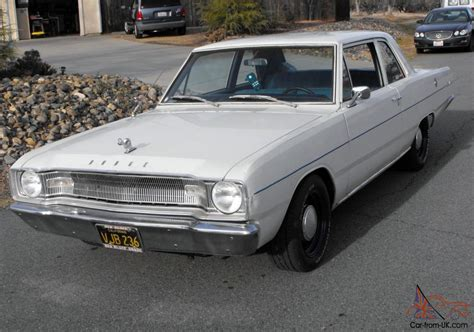 1967 Dodge Dart 2dr sedan , Hyper sm. block 318, thirty