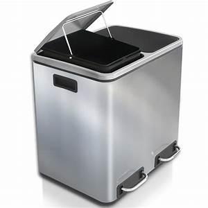 Mülleimer Für Küche : m lleimer k che k che 2 ausf hrungen 4 verschiedene ~ Michelbontemps.com Haus und Dekorationen