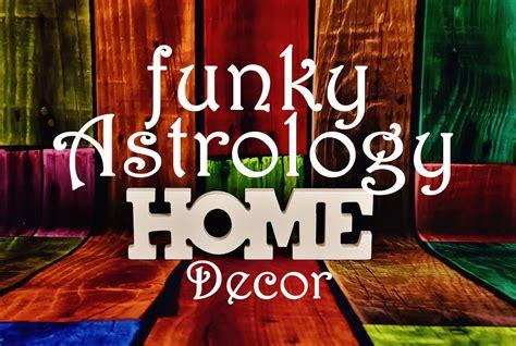 funky home decor funky astrology decor