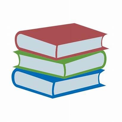 Books Stacked Three Education Shed Literacy Marish
