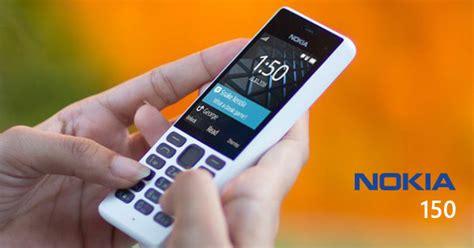 เปิดตัว Nokia 150 มือถือรุ่นใหม่ไซส์กะทัดรัด สแตนบายได้นาน ...