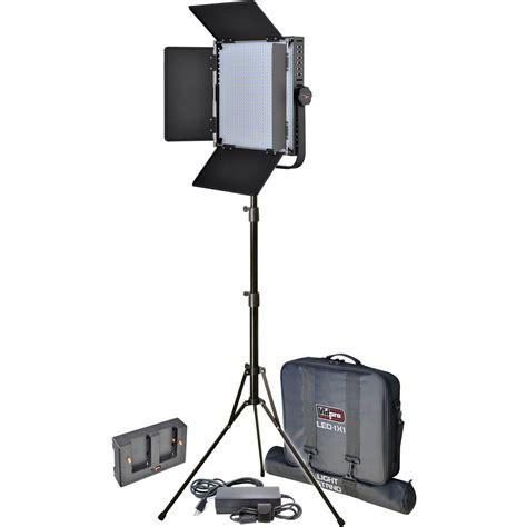 professional photography lighting vidpro led 1x1 professional studio lighting kit led 1x1 b h 1671