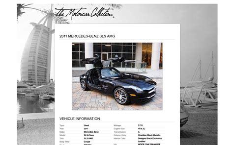 Custom Auto Dealer Ebay Template  Ebay Templates For Car