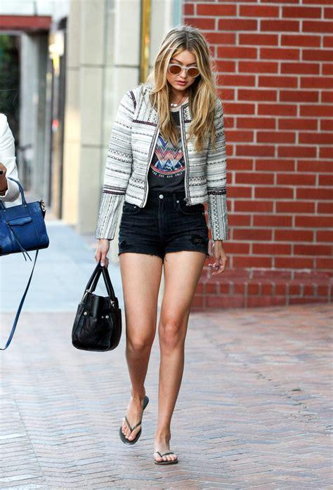 How to Copy Gigi Hadidu2019s Style u2013 Glam Radar