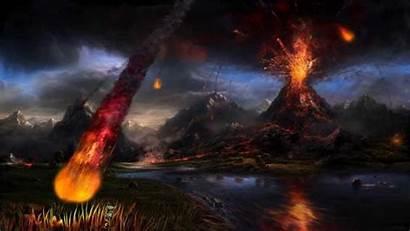 Volcano Animated