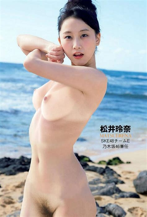 Matsui Rena Idol Collage Images 93 We Endured This Student Sex Naked Nude Images Too Reina