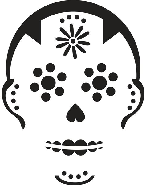 skull pumpkin carving templates gallery for gt girl skull pumpkin carving stencil