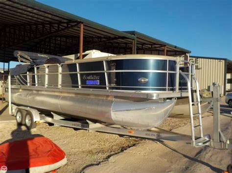 Used Pontoon Boat For Sale Dallas by Used Pontoon Boats For Sale In United States Boats