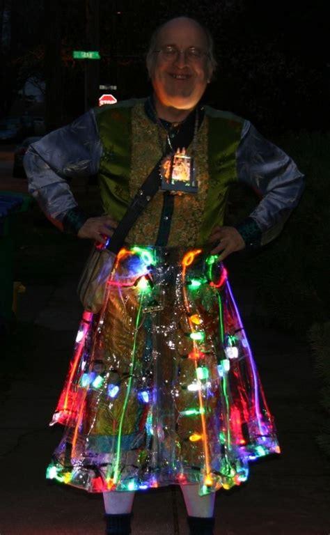 the epic light artist strikes again love this led kilt