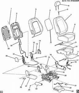 Saturn Vue Belt Kit  Seat Belt  Bklfor