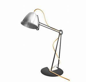 Lampe A Poser Contemporaine : lampe de bureau contemporaine ~ Teatrodelosmanantiales.com Idées de Décoration