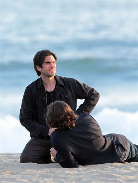 Snapped Christian Bale Wes Bentley Roughhouse The