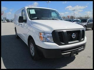automobile air conditioning service 2012 nissan nv1500 regenerative braking purchase used 2012 nissan nv1500 s cd player air conditioning traction control tachometer in