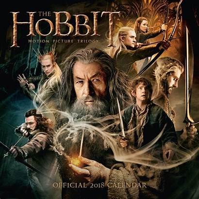 Hobbit Lo Calendario Poster Europosters