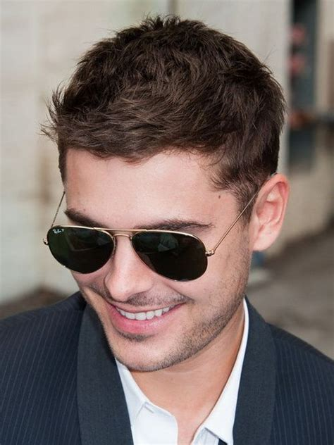 zac efron hairstyles   mens hair