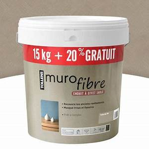 Enduit De Lissage Castorama : enduit d coratif murofibre toile de lin 15kg 20 castorama ~ Dailycaller-alerts.com Idées de Décoration