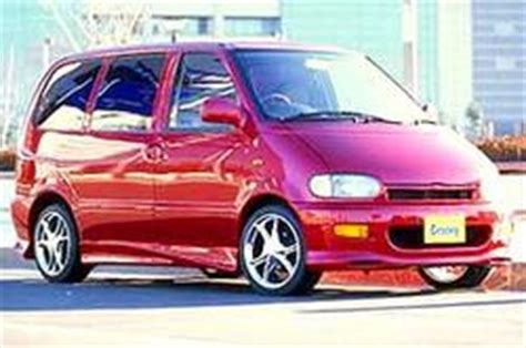 Nissan Serena Modification by Zaferrg 1997 Nissan Serena Specs Photos Modification