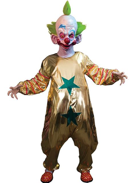killer klowns  outer space shorty costume express