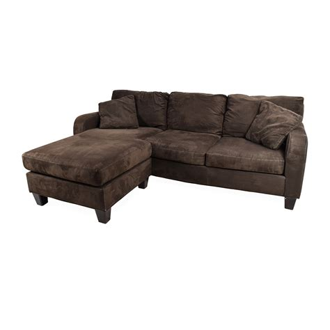 rooms to go chaise sofa cindy crawford bailey microfiber chaise sofa cindy