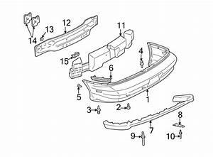 Chevrolet Camaro Bumper Guide  Upper