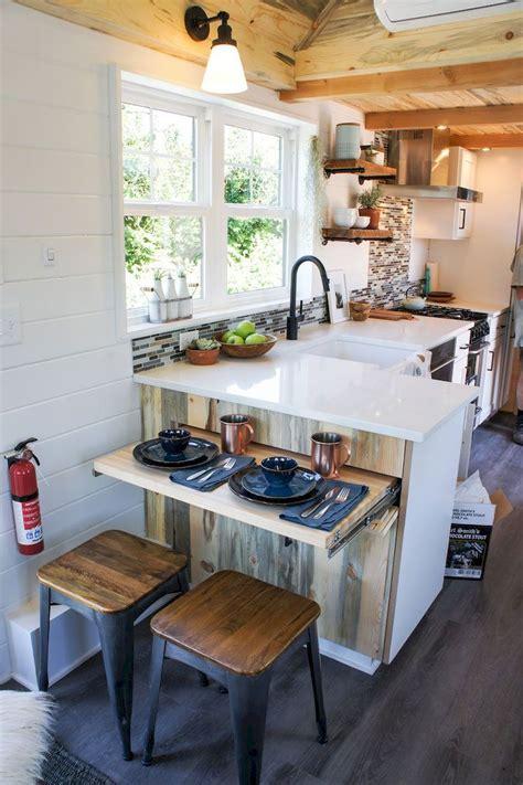 tiny house kitchens thatll   rethink big