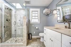 bathroom design ideas part 3 contemporary modern With what kind of paint to use on kitchen cabinets for mosaic mirror wall art